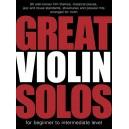 Great Violin Solos