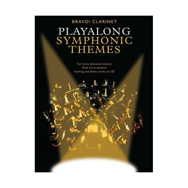 Bravo!: Playalong Symphonic Themes (Clarinet)