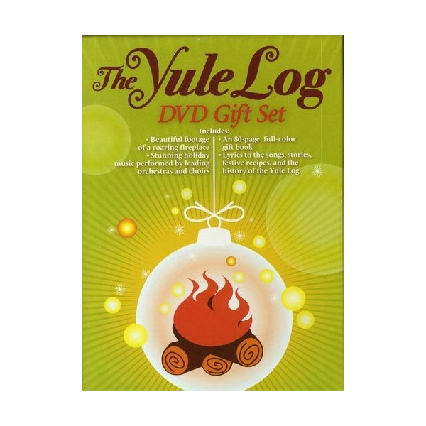 The Yule Log - Gift Book