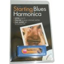 Starting Blues Harmonica (Book/CD/Harmonica)