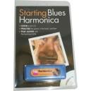 Starting Blues Harmonica (Book/CD/Harmonica)