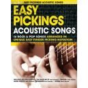 Easy Pickings: Acoustic Songs