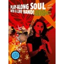 Play-Along Soul With A Live Band! - Clarinet (Book And CD)