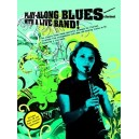 Play-Along Blues With A Live Band: Clarinet (Book And CD)