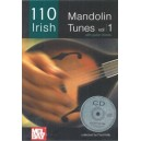 110 Irish Mandolin Tunes, Vol. 1