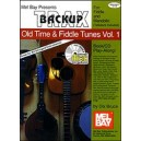 Backup Trax/Old Time & Fiddle Tunes for Fdl & Mandolin