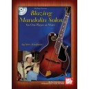 Blazing Mandolin Solos - for One Player or More