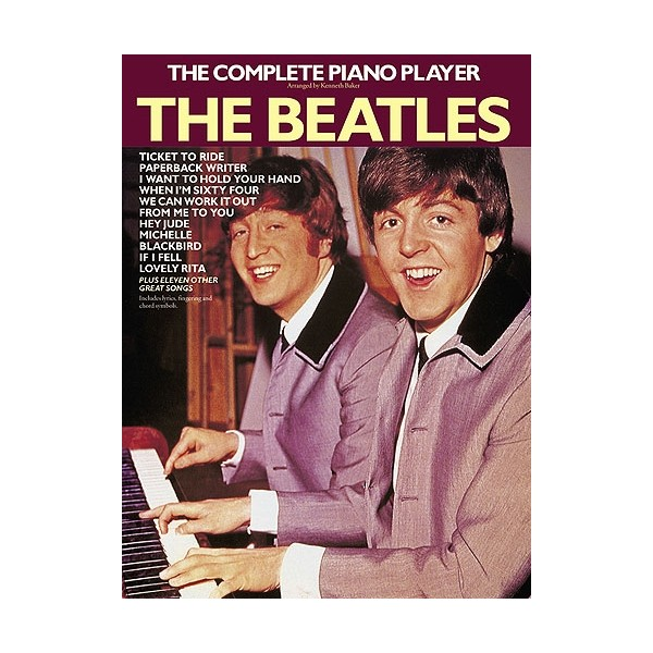 The Complete Piano Player: The Beatles