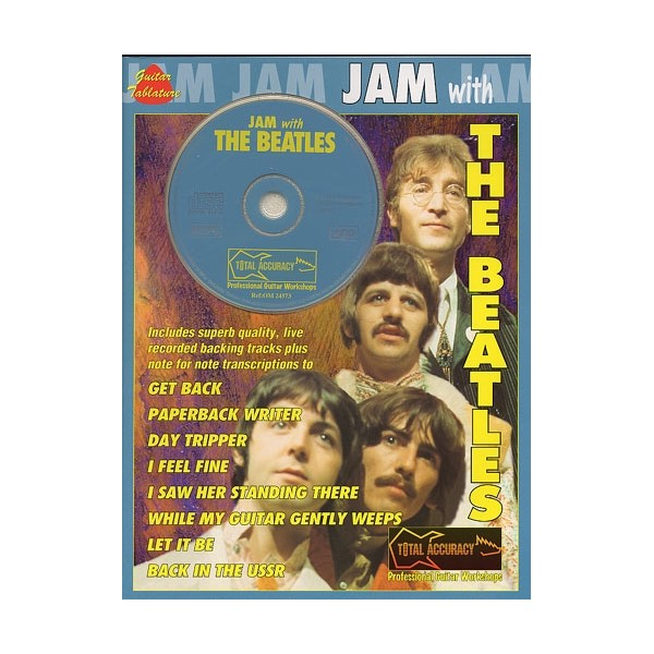 Jam With The Beatles