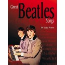 Great Beatles Songs For Easy Piano