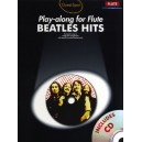 Guest Spot: Beatles Hits - Play-Along For Flute