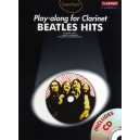 Guest Spot: Beatles Hits - Play-Along For Clarinet