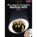 Guest Spot: Beatles Hits - Play-Along For Alto Saxophone