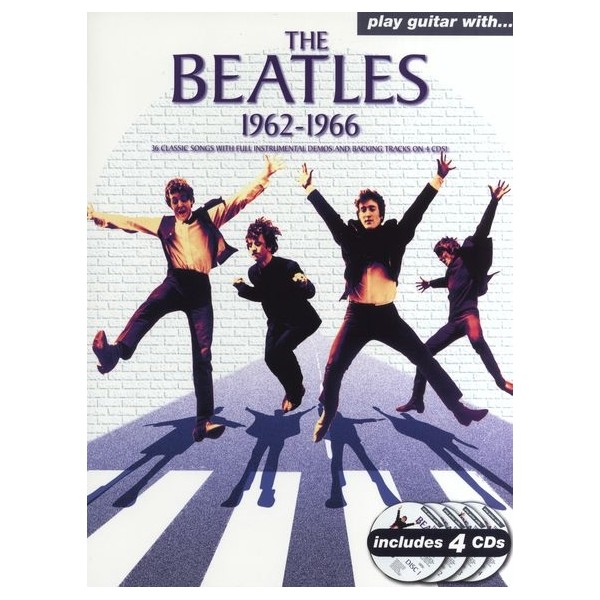 Play Guitar With... The Beatles 1962-1966