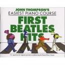 John Thompsons Easiest Piano Course: First Beatles Hits
