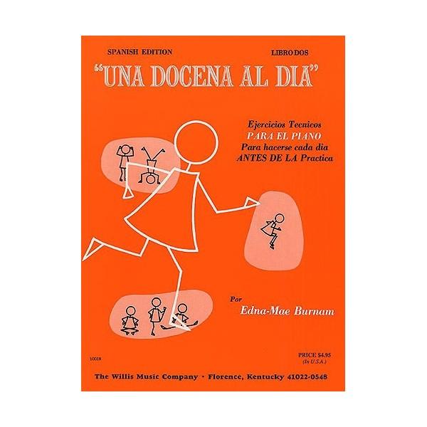 A Dozen A Day: Book 2 (Spanish Edition)