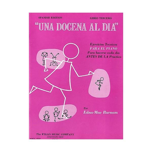 A Dozen A Day: Book 3 (Spanish Edition)