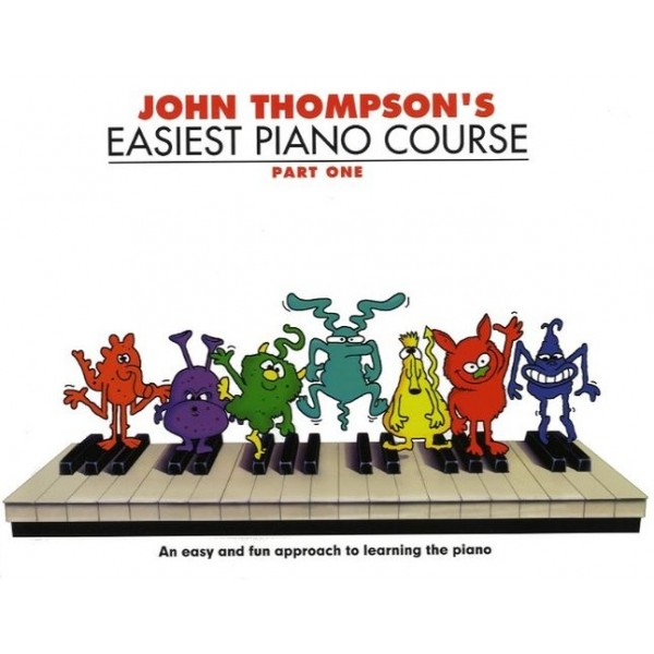 John Thompsons Easiest Piano Course: Part 1 - Revised Edition