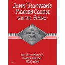 John Thompsons Modern Course For Piano: The Fourth Grade Book