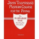 John Thompsons Modern Course For Piano: The Second Grade Book
