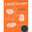 A Dozen A Day: Book Four - Lower-Higher (Book And CD)