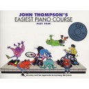 John Thompsons Easiest Piano Course: Part Four (Book And CD)