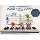 John Thompsons Easiest Piano Course: Part Two (Book And CD)