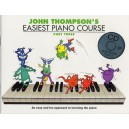 John Thompsons Easiest Piano Course: Part Three (Book And CD)