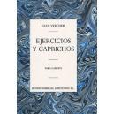 Juan Vercher: Ejercicios Y Caprichos