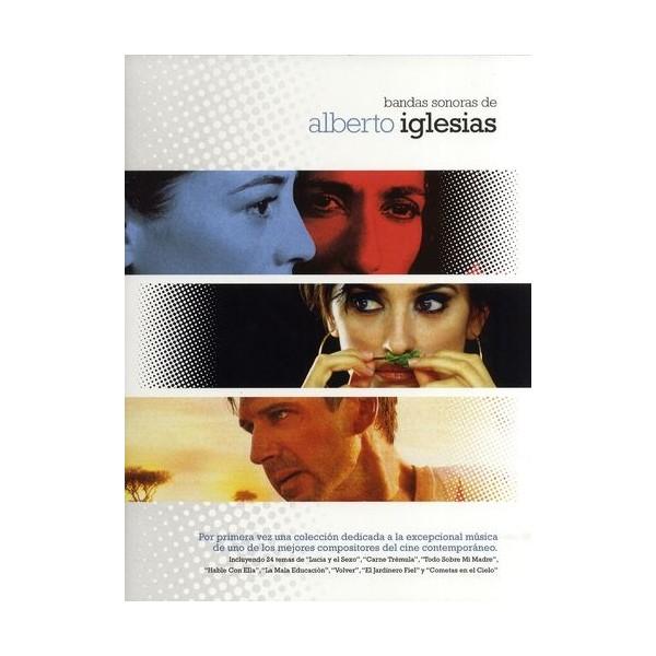 Bandas Sonoras de Alberto Iglesias