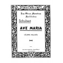 Schubert: Ave Maria Facil for Organ
