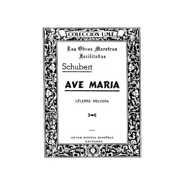 Schubert: Ave Maria Facil for Organ