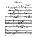Menendez: Ocho Estudios for Clarinet