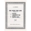 Franco Tres Piezas Op.62,63,64 Harp