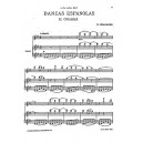 Granados: Danza Espanola No.2 Oriental (Amaz)for Clarinet(Tenor Sax) and Piano