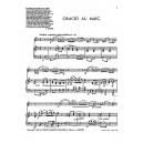 Toldra: Oracio Al Maig (Amaz) for Clarinet and Piano
