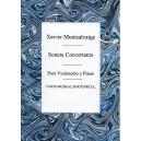 Xavier Montsalvatge: Sonata Concertante