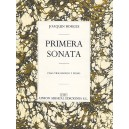 Borges Primera Sonata Vlc/pf
