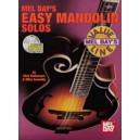 Easy Mandolin Solos