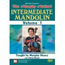 Intermediate Mandolin, Volume 1
