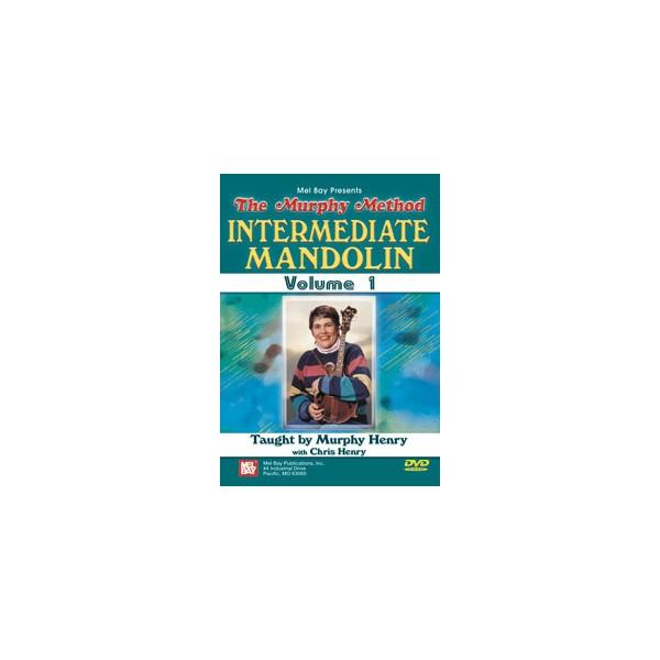 Intermediate Mandolin, Volume 1