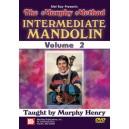 Intermediate Mandolin, Volume 2