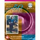 Steve Kaufmans Favorite 50 Mandolin, Tunes N-S - Traditional American Fiddle Tunes