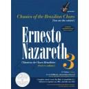 Ernesto Nazareth - Vol. 3, Brazillian Choro - 2nd Edition, Bilingual: Portuguese and English