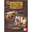 Old-Time Festival Tunes for Fiddle and Mandolin