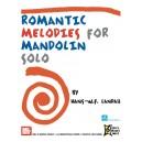 Romantic Melodies for Mandolin Solo