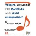 Vivaldi Concertos for Mandolin - With Guitar Accompaniment