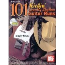101 Kickin Country Rhythm Guitar Runs