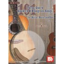 101 Three-Chord Country & Bluegrass Songs - For Guitar, Banjo & Uke
