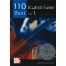 110 Best Scottish Tunes, Vol. 1 - with Guitar Chords
